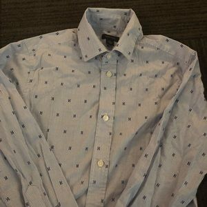 Tommy Hilfiger monogram button down